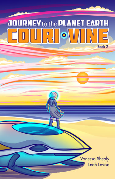 Couri Vine Book 2